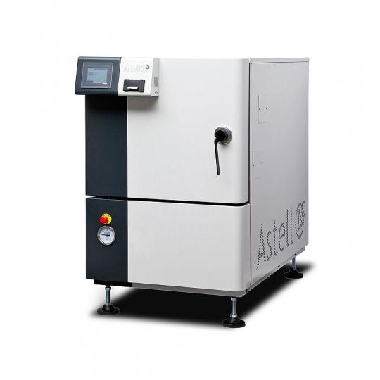 Лабораторные автоклавы с горизонтальной (фронтальной) загрузкой Astell на 120-344 литров