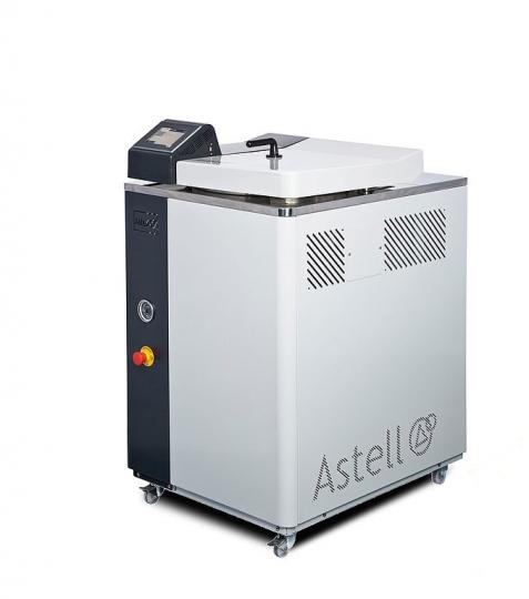 Лабораторные автоклавы с вертикальной загрузкой Astell на 95-135 литров