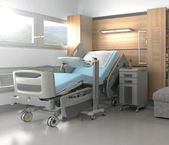 Медицинская мебель Givas (Италия)