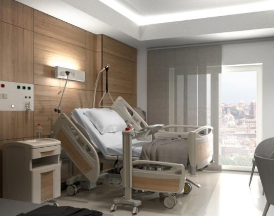 Медицинские кровати интенсивной терапии
