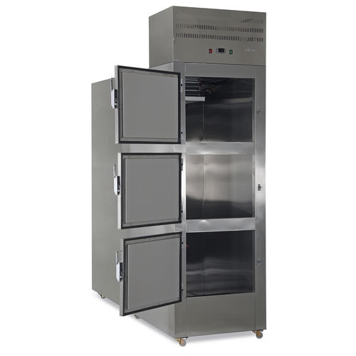 Холодильник для морга с тремя фронтальными дверцами MMC 3000