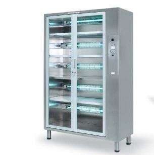 Шкаф медицинский стерилизационный бактерицидный для хранения стерильных инструментов 13-FP249