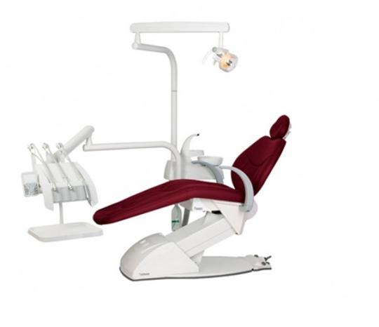 Стоматологическая установка с нижней подачей инструментов Syncrus S300 Gnatus