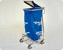 Тележка для мешков с грязным бельем - модель 3100