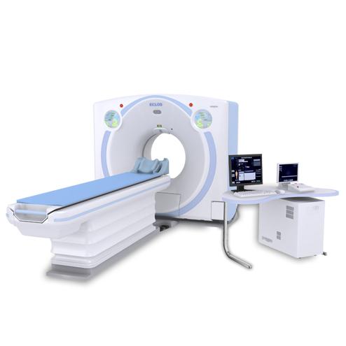 Компьютерный томограф для всего тела Сакура