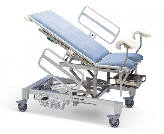 Гинекологическое кресло с гидравлическим приводом 4242 Merivaara