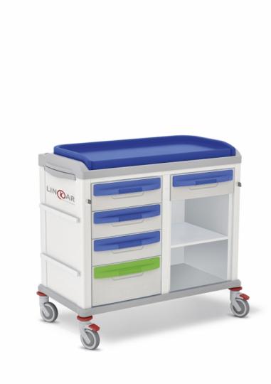 Детский медицинский пеленальный стол 329593