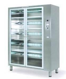 Шкаф бактерицидный для хранения стерильных медицинских инструментов 13-FP249