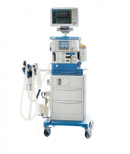 Наркозно-дыхательный аппарат Fabius Tiro (Фабиус Тиро)