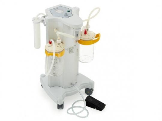 Экстракторный хирургический отсасыватель модель Novela