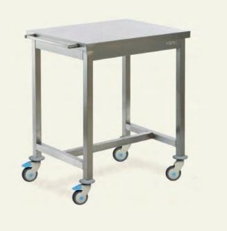 Стол мобильный для медицинских инструментов и лекарств - MSC 1044
