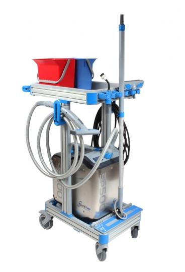 Аппарат паровой для дезинфекции помещений - SP400