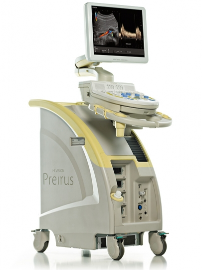 Аппарат УЗИ HI VISION Preirus Hitachi