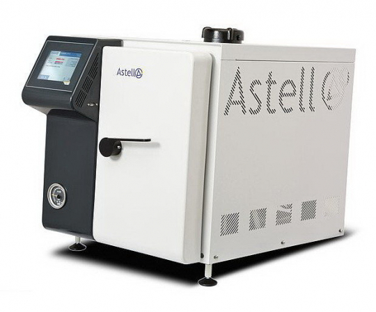 Фронтальный лабораторный автоклав Astell емкостью 63 литра