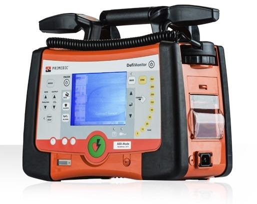 Дефибриллятор с кардиостимулятором METRAX PRIMEDIC Defi-Monitor XD