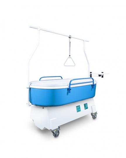 Детская лечебно-ожоговая противопролежневая кровать КМ-06 САТУРН-90