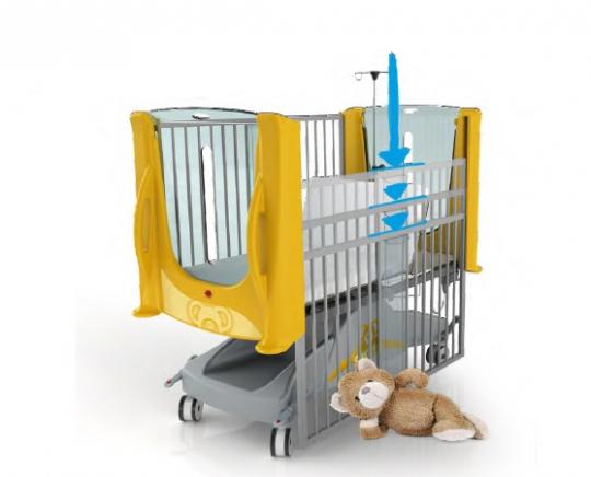 Детская медицинская функциональная кровать Givas THESIS EB0210