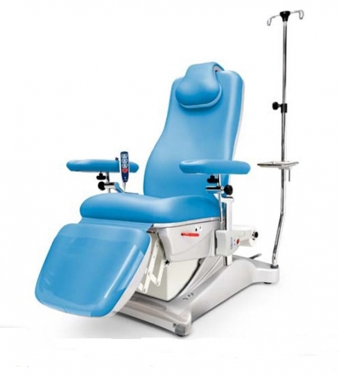 Многофункциональное донорское кресло для забора крови Givas AP 4195 - AP 4197