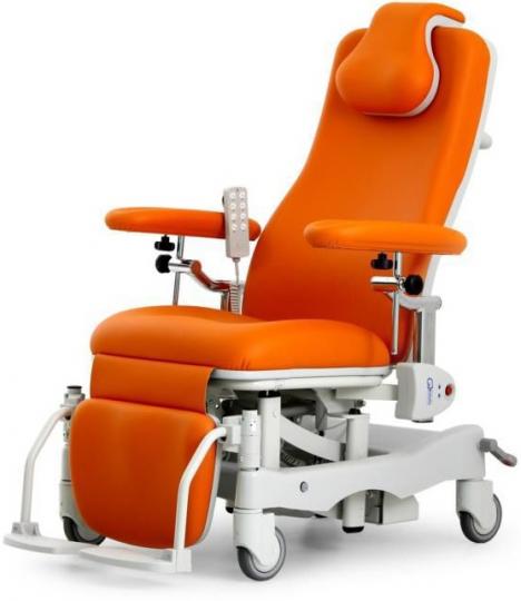 Донорское кресло для забора крови Givas AP1185