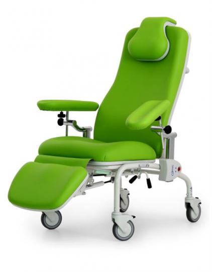 Донорское кресло для забора крови Givas AP1164