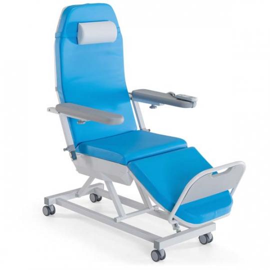 Донорское медицинское кресло для взятия крови SALSA A3