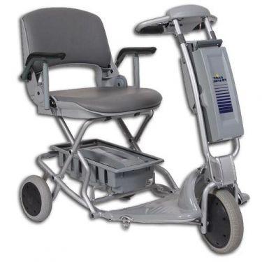 Электрический скутер 3-колесный / складываемый Elite