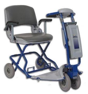 Электрический скутер 4-колесный / складываемый Lite