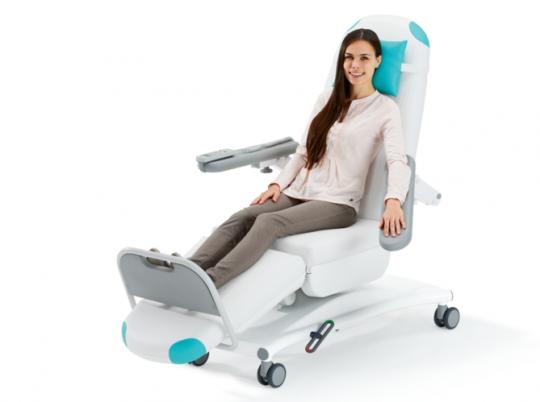 Электрическое диализное кресло SENSA Premium A5