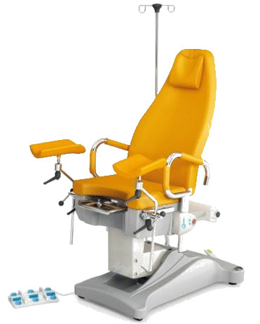 Электрическое гинекологическое кресло Givas AP 5027