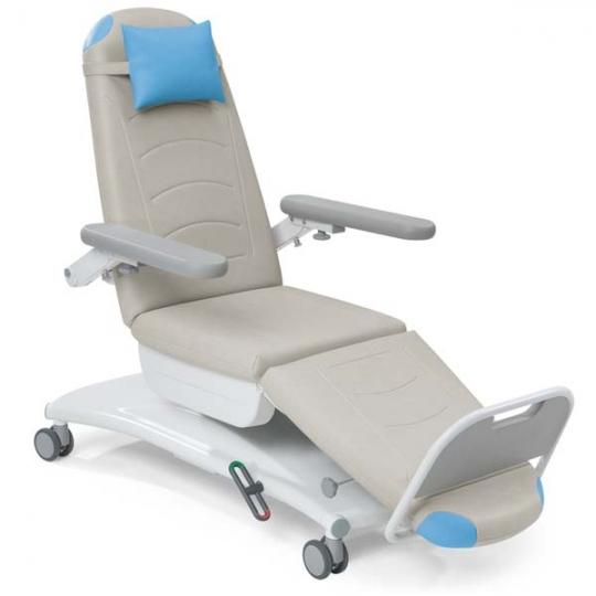 Электрическое кресло для медицинского обследования SENSA Evolution A3/SENSA Evolution A4