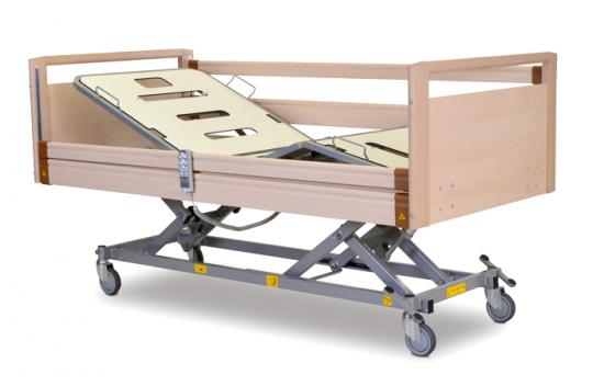 Электрическая медицинская кровать (4-х секционная) AGORA
