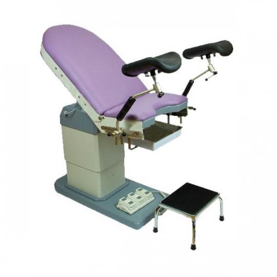 Электромеханическое гинекологическое кресло КМ-01