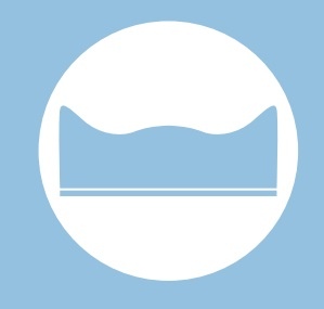 Гелевые подушки для операционных столов