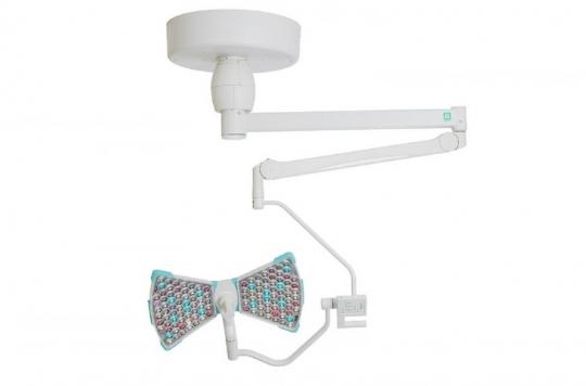 Хирургический потолочный одноблочный светильник Аксима СД 160