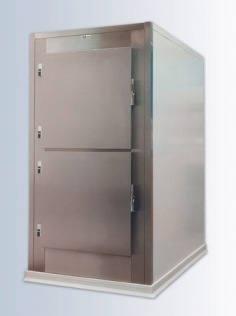 Холодильная камера на два тела - Hygeco