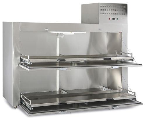 Холодильник для морга с двумя боковыми дверцами MMC 2001