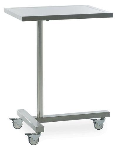 Манипуляционный инструментальный медицинский стол Гусь механический MMM 2180
