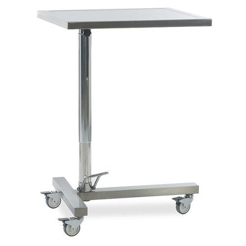 Манипуляционный инструментальный медицинский стол Гусь гидравлический MMH 2170