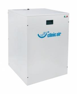Компрессор медицинский Clinic Dry 3/24 H с шумоизоляцией Silent