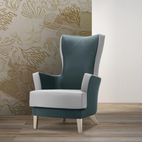 Кресло для посетителей 365400