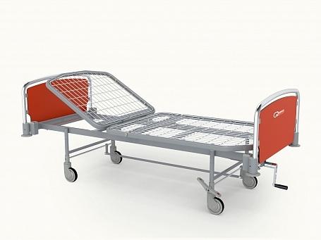 Функциональная двухсекционная кровать с фиксированной высотой THEOREMA FA0114