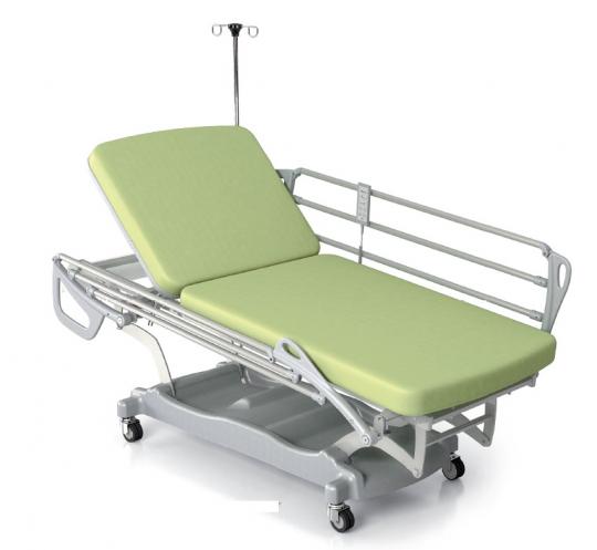 Кушетка медицинская смотровая с боковыми ограждениями AV4100