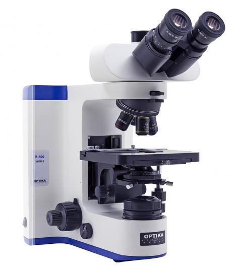 Светлопольный исследовательский лабораторный микроскоп B-800BF