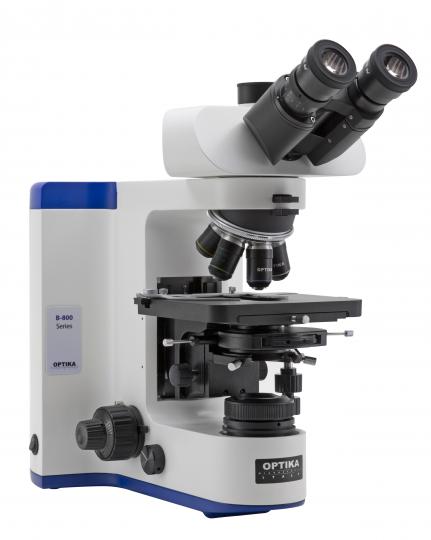 Фазово-контрастный исследовательский лабораторный микроскоп B-800PH