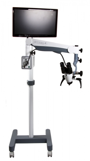 Оториноларингологический лор микроскоп Ecleris Microstar ОМ-100-F