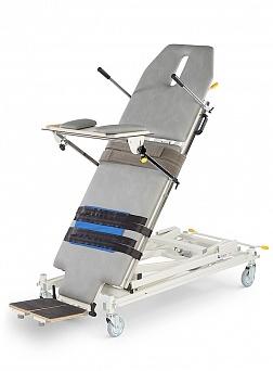 Массажный стол-вертикализатор с изменяемой высотой - двухсекционный - Lojer Multi-Tilt