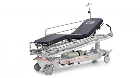 Медицинская каталка для реанимации Givas BT 1200