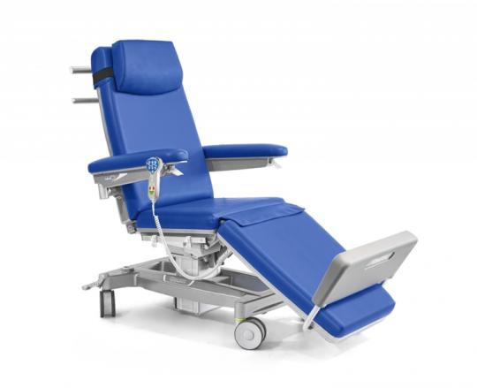 Медицинское кресло для диализа и химиотерапии IDEA