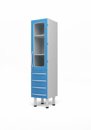 Медицинский шкаф для инструментов 315415