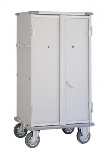 Медицинский шкаф для перевозки белья 3020 CR Alvi